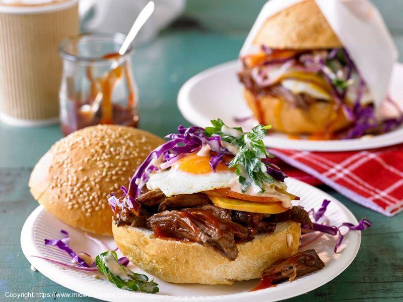 Beef Breaky Roll