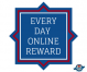 Every Day Online Reward Badge