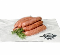 Lamb Mint Rosemary Sausages